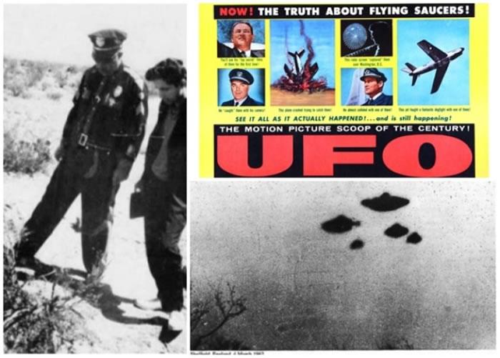CIA过往亦曾公开与UFO有关文件。