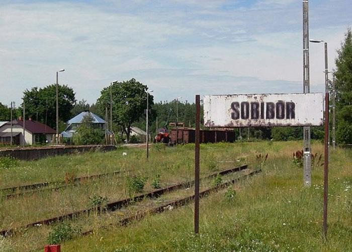 该个吊坠在波兰索比布尔被发现。