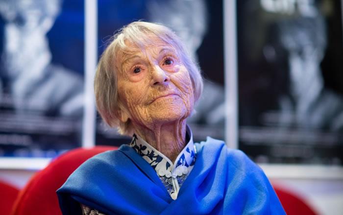 纳粹德国宣传部长前秘书庞瑟(Brunhilde Pomsel)辞世 享年106岁