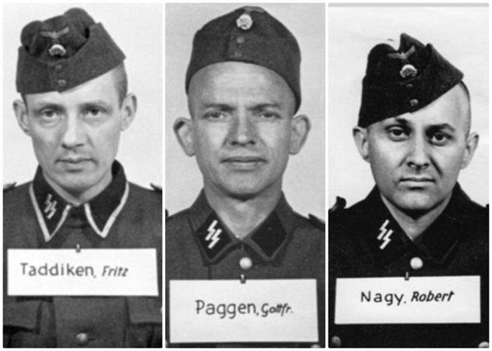 INR公开大量集中营的纳粹德军士兵资料。