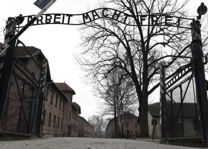 有大批犹太人曾死于奥斯威辛集中营。