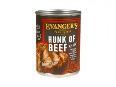 """美国制狗粮""""Hunk of Beef Au Jus""""含有安乐死药物戊巴比妥 一狗毒死厂商急回收"""