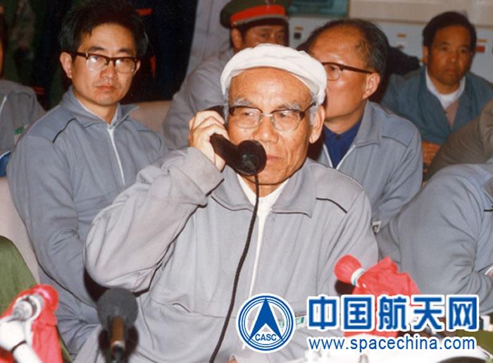 中国著名导弹和火箭技术专家、两弹一星功勋奖章获得者任新民。(图/翻摄自中国航天网)