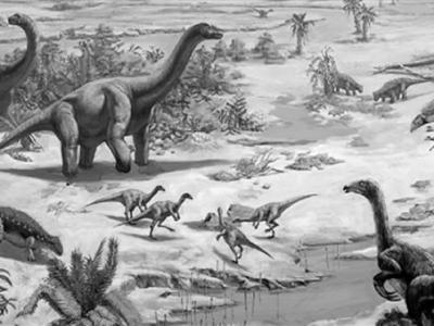浙江大地上没有发生过恐龙灭绝 浩劫前它们已经集体迁走