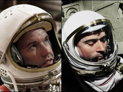 爱尔兰艺术家Matt Loughrey为黑白照片添色彩重现NASA黄金时代