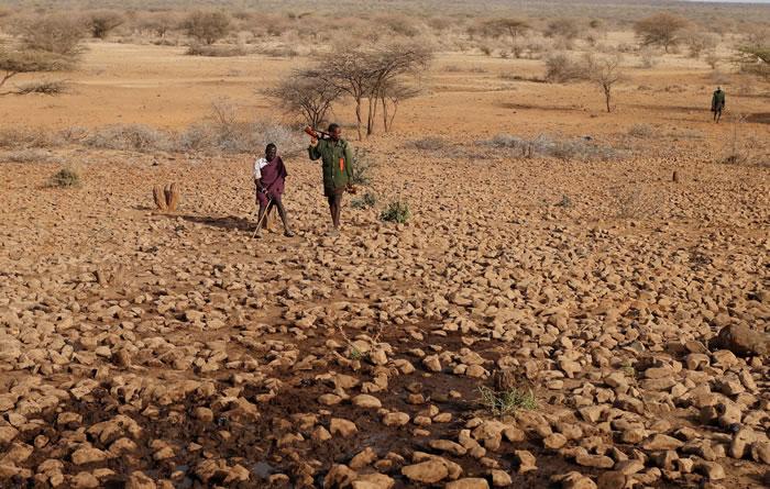肯亚面临最严重干旱,总统肯雅塔称「国难」。