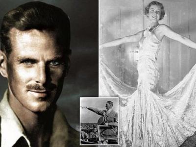 """英国空军特勤队始创人Jock Lewes二战前曾是纳粹""""同情者"""""""