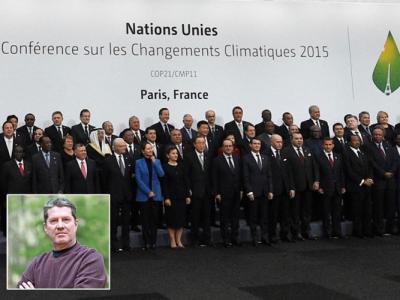 美国国家海洋及大气总署前高级科学家爆料 报告数据误导巴黎气候峰会