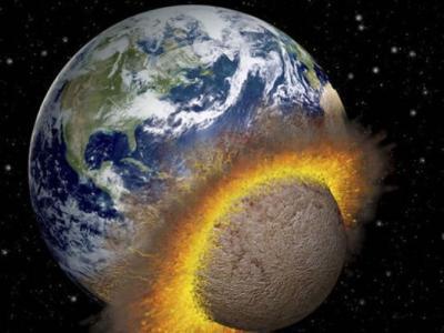 """美国爱达荷大学行星科学家警告""""月球将撞上地球"""""""