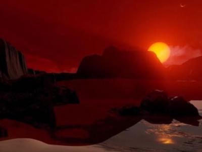 """水瓶座红矮星""""Trappist-1""""带领""""迷你太阳系"""" 7颗系外行星中3个或有生命"""
