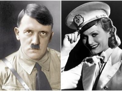 二战期间备受纳粹德国领袖希特勒青睐的女影星Marika Rokk被揭是前苏联KGB女特工