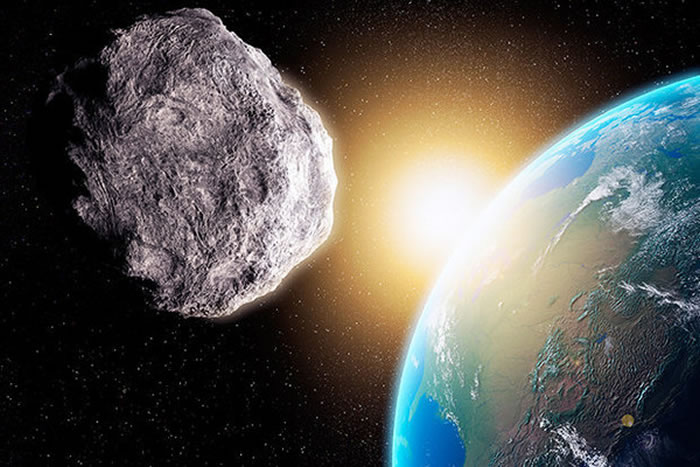 近地小行星2017 DJ16将在3月1日凌晨掠过地球