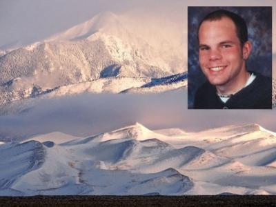 美国科罗拉多州男子在大沙丘国家公园雪山迷路5日奇迹生还