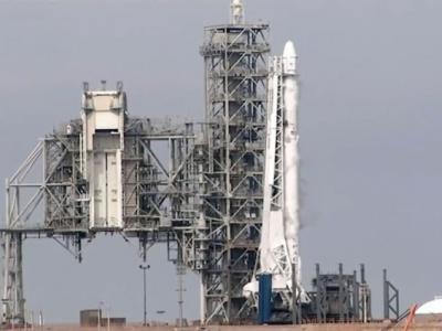 SpaceX猎鹰9号火箭成功发射进入预定轨道
