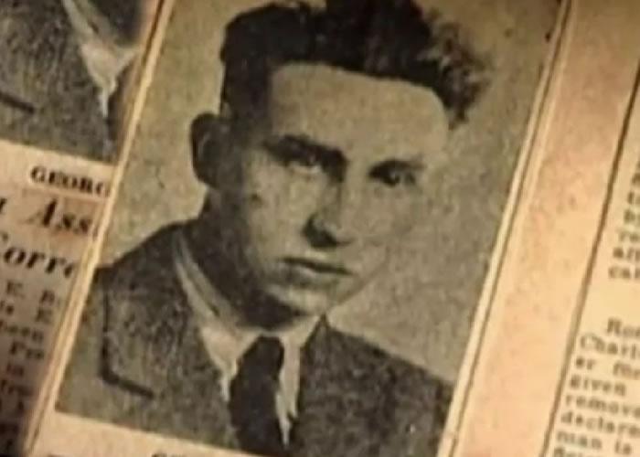 布里亚二战时在欧洲战区报道消息。