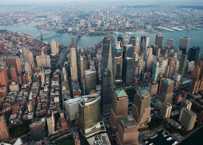 美国科学家研发电脑模拟纽约应对核攻击后的生活