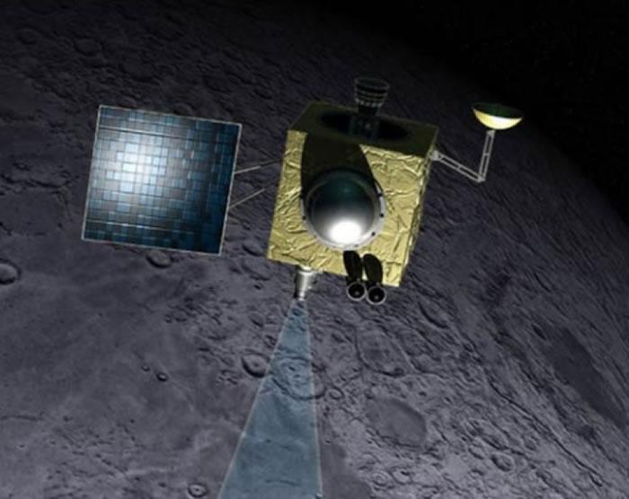 NASA新雷达成功找到月亮之船一号。