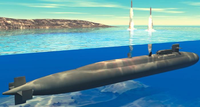 美国《国家利益》:俄罗斯和中国为何应畏惧美国新的哥伦比亚级弹道导弹核潜艇