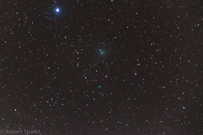 41P/Tuttle-Giacobini-Kresak彗星将在4月12日过近日点