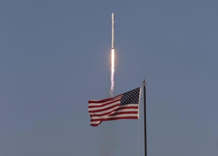 今次发射的火箭搭载卢森堡一个广播卫星。
