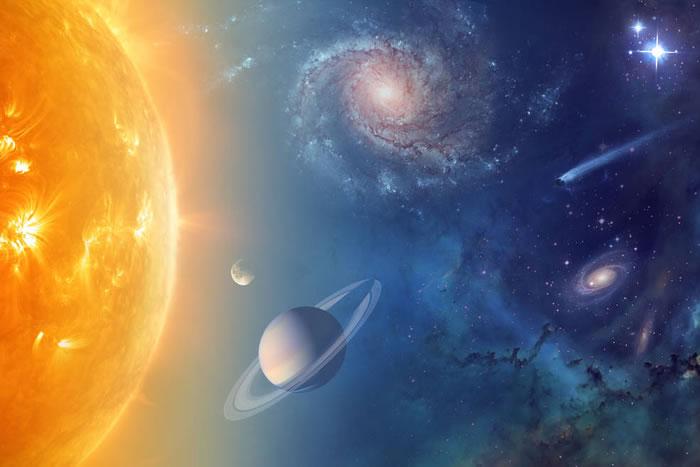 土卫二以及木卫二都是有「海洋」的卫星。(示意图/翻摄自NASA官网)