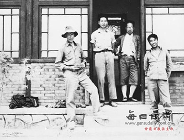 上世纪三十年代,裴文中、杨钟健等在周口店