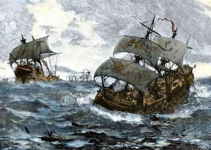 无敌舰队是为征服英格兰而设的。