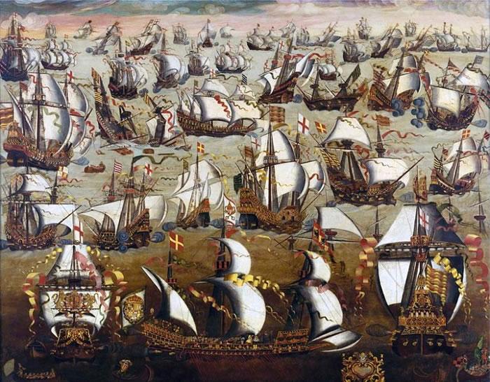 无敌舰队征英失败告终。