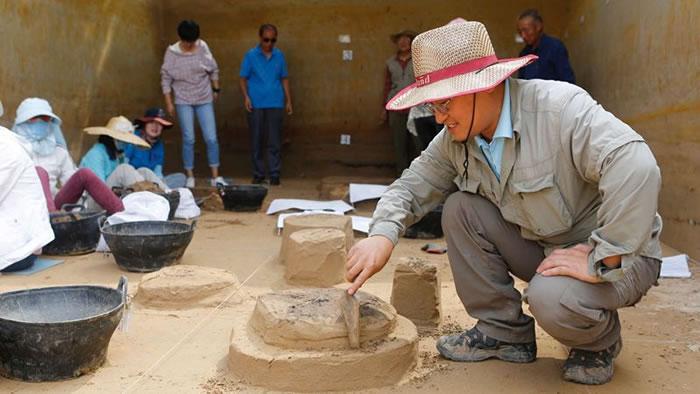2016年度全国十大考古新发现:宁夏青铜峡鸽子山遗址再现贺兰山下古人类生息劳作场景