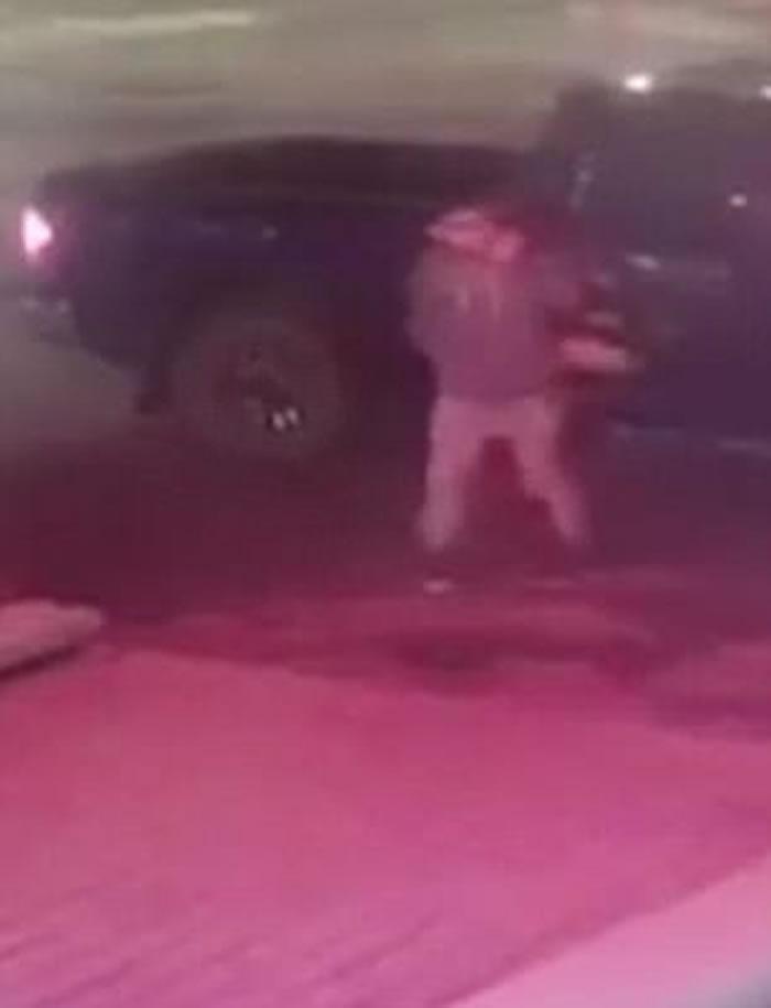 加拿大男子下车归家途中被一头鹿扑倒撞晕