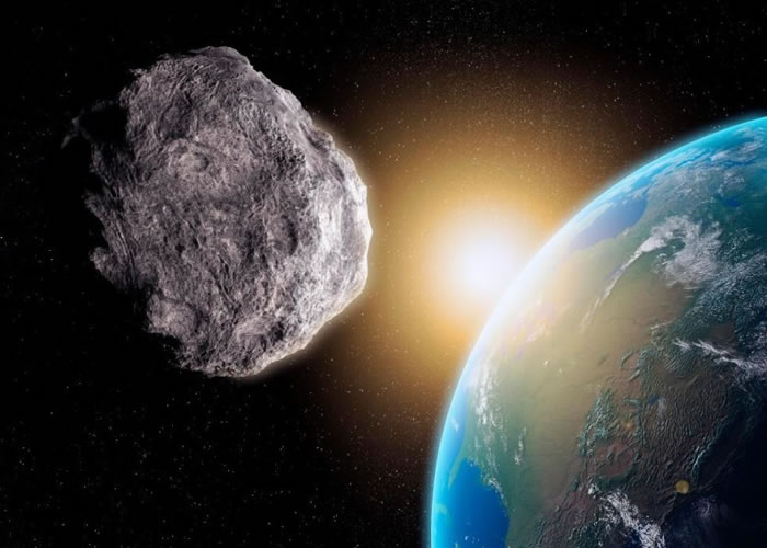 科学家指,今次小行星掠过,地球将无惊无险。