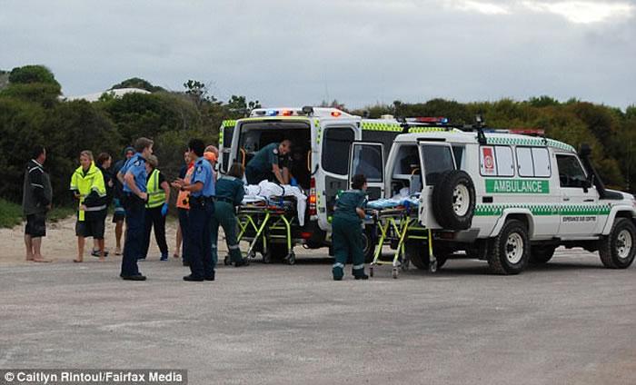 澳洲17岁少女到海边冲浪遭鲨鱼袭击 被咬大腿伤重不治