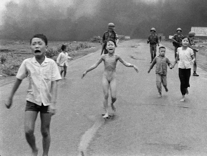 越战带给当地平民非常惨痛的回忆。