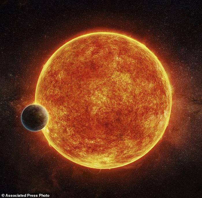 美国天文学家发现最完美超级地球——太阳系外类地行星LHS 1140B距离地球40光年