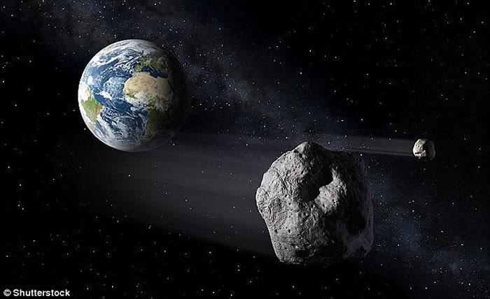 小行星2014-JO25于周三快速掠过地球