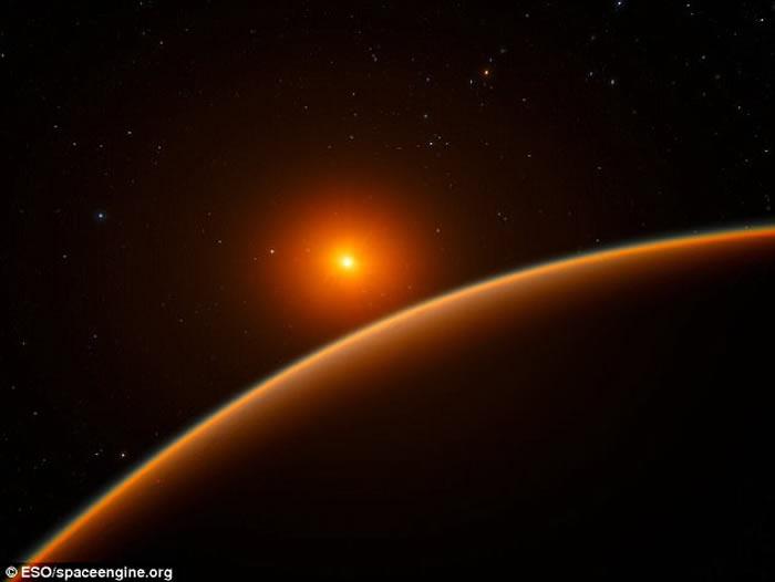 天文学家发现岩石行星LHS 1140b 近地球具生物宜居条件