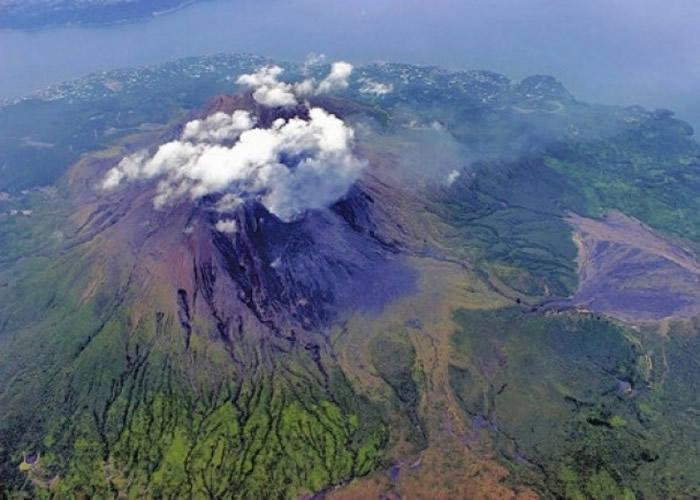 气象台亦警告,火山或会再次爆发。(资料图片)