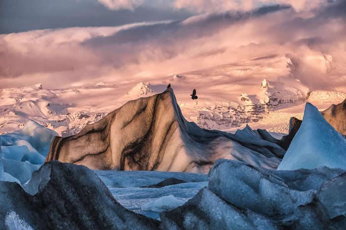 冰岛冰河湖 (杰古沙龙冰河湖)