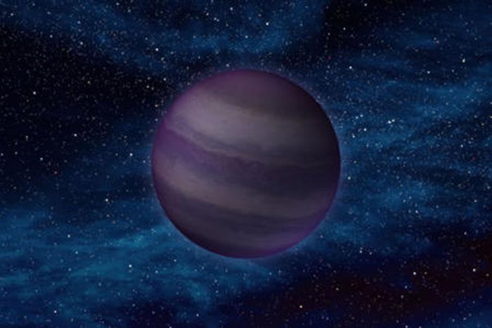 """澳洲业余天文学家利用""""Backyard Worlds:Planet 9""""在距离地球一百光年发现新棕矮星"""