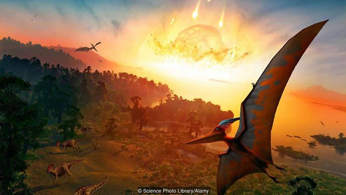 太阳系曾经有两个太阳,其中一个可能导致了恐龙的灭绝。