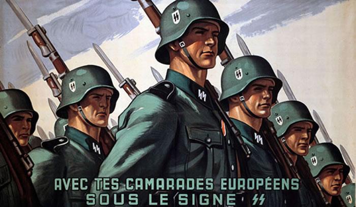 二战战场的胜利冲昏德军头脑 极端主义成毒药