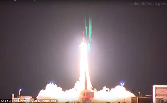 美国和澳洲完成8倍音速HiFIRE 4极超音速导弹(hypersonic missile)试验