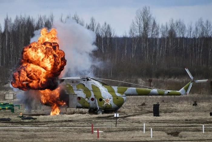 俄罗斯可能会在数年内服役专打直升机的地雷
