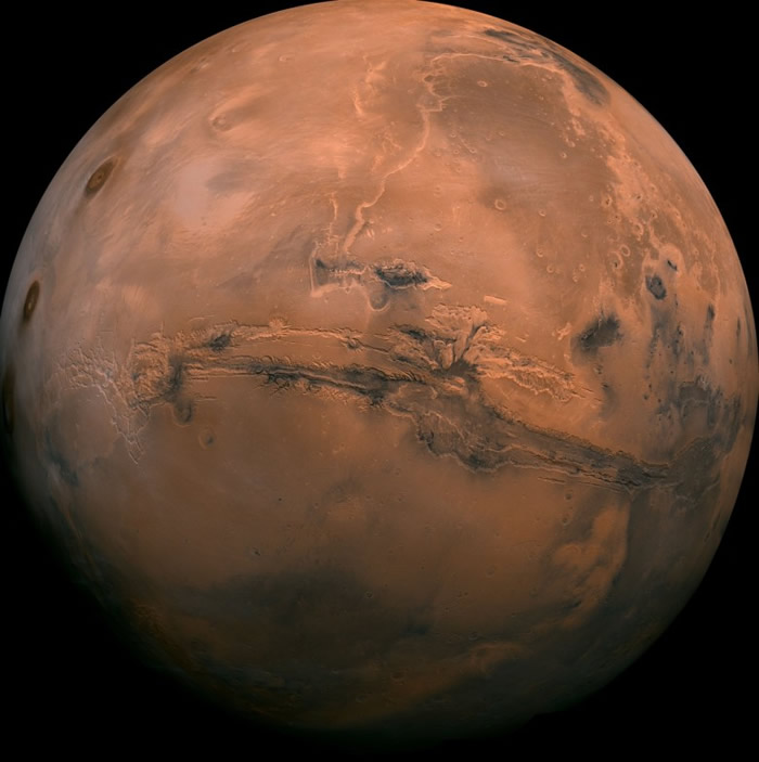 火星仍然充满谜团。