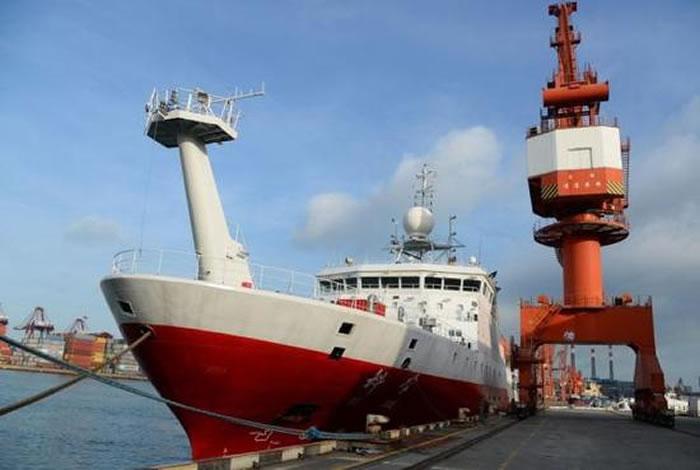 中国科研人员将从深海珊瑚化石分析古代气候