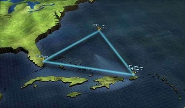 """""""卡尔博士""""澳洲知名科学家Karl Kruszelnicki称找到证据说明百慕大三角根本不神秘"""