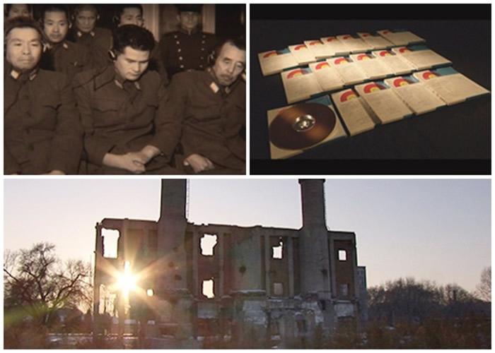 其中一辑纪录片讲述日本731部队的真相。