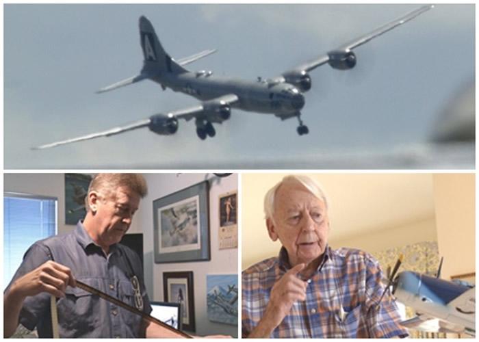 另一辑则讲述日本遭美军空袭的缘由。