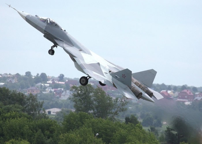 苏-57具有超音速巡航、高度隐形、超级机动性等特点。