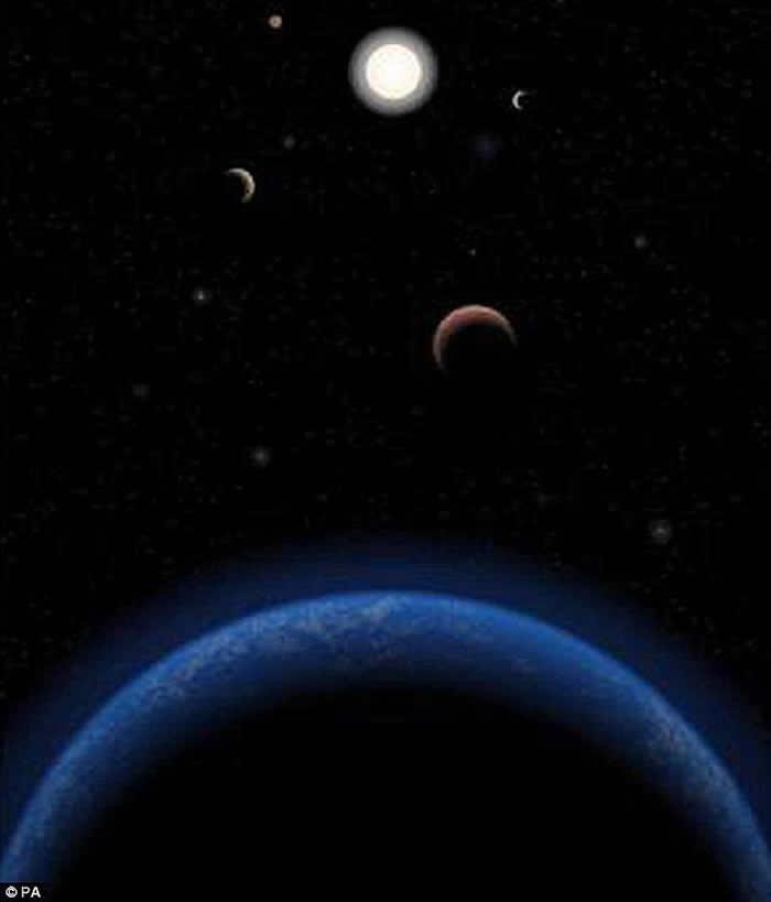英国华裔天文学家团队在鲸鱼座发现超级地球 距离太阳系12光年或存液态水